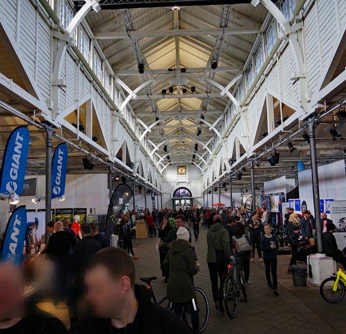 Velbesøgt Copenhagen Bike Show i nye rammer.