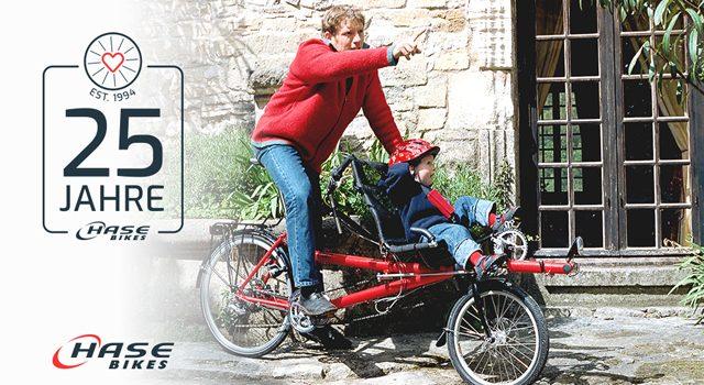 Hase Bikes fylder 25