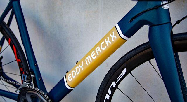 Gør din cykel mere personlig med MyMerckx
