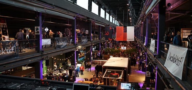 Flot debut for kolektif Berlin
