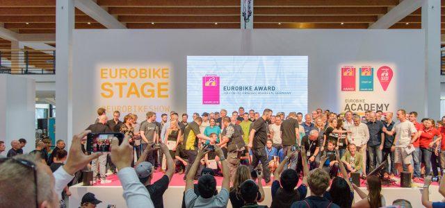 15 udgave af Eurobike Award tilmelding åben og med nye kategorier