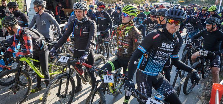 Total udsolgt MTB-løb havde flere end 500 deltagere