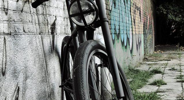 Den behårede cykelhest