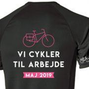 Cykel på arbejde 2019