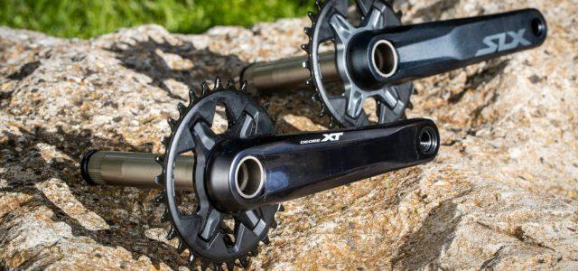 12 gear på Shimano XT og SLX
