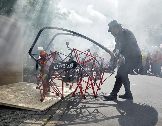 Hase Bikes præsenterer BÆSTET