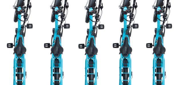 Tern vil give cykler til non profit organisationer