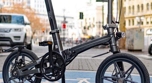 Schweizisk elfoldecykel når 1/2 mill US dollar milepæl på 10 dage