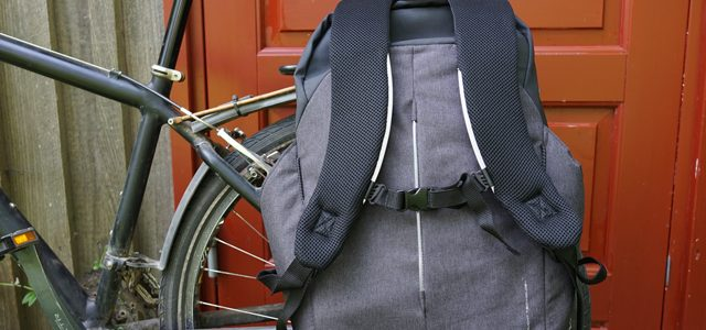 TEST: Basil B-Safe Backpack Nordlight