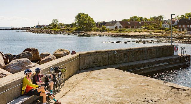 Sveriges tredie nationale cykelrute åbnede denne weekend