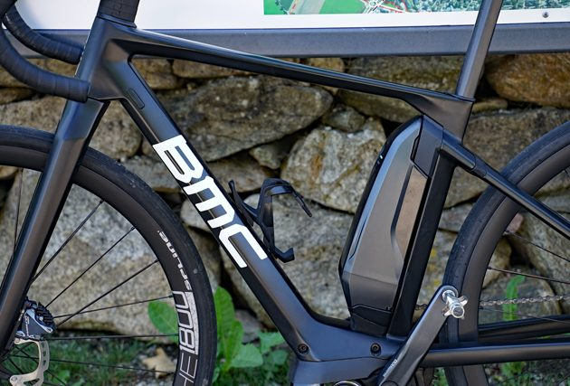 TEST: BMC Alpenchallenge AMP Road