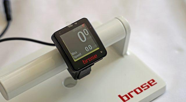 Komplet e-motor system fra Brose