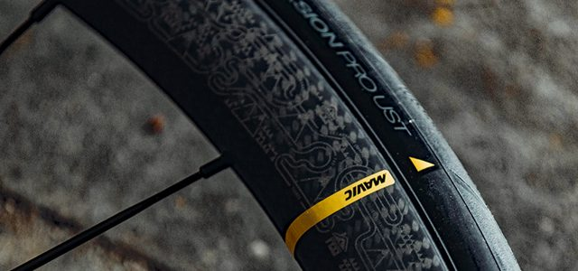 Lirehjul fra Mavic