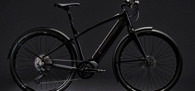 Ny svensk elcykel
