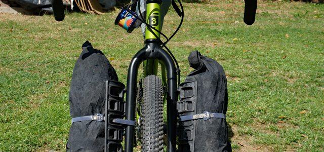 Bikepacking i børnehøjde
