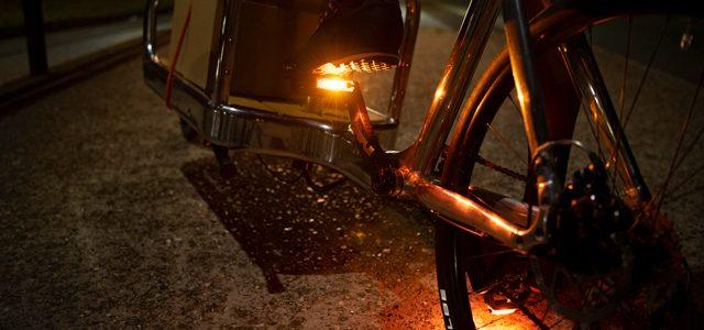 Look sætter lys i deres pedaler