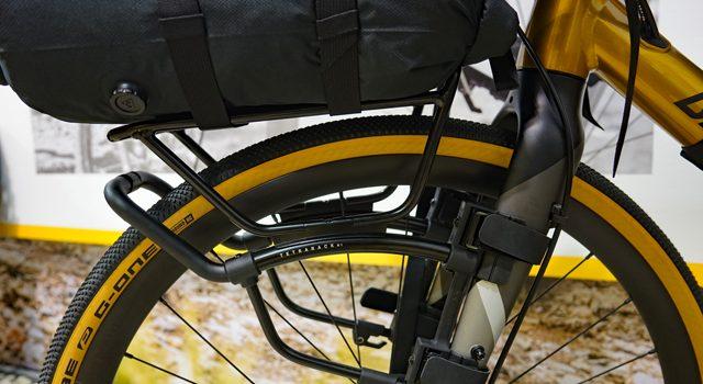 Fleksibel bagagebærer løsning fra Topeak