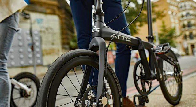 En foldecykel skal da være let