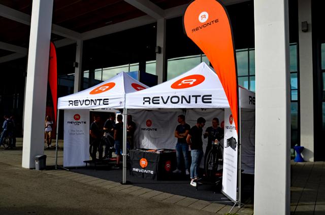 Nyt emotorsystem fra Finland havde premiere på Eurobike