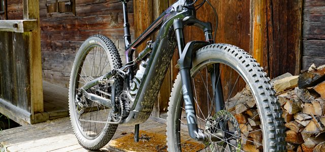 TEST: Cannondale Habit NEO
