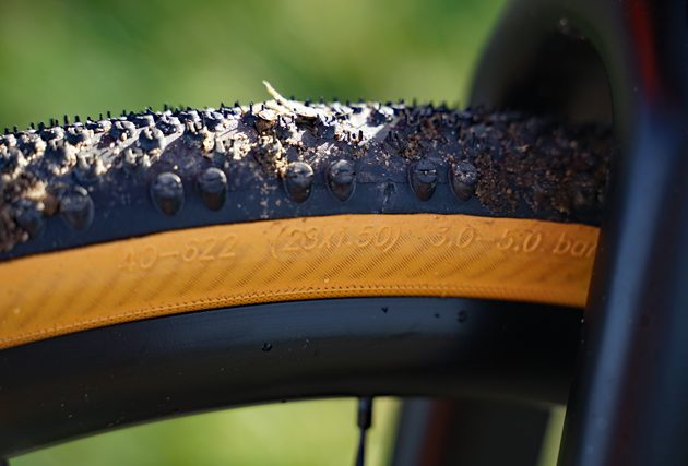 TEST: Schwalbe G-ONE Allround 40 mm