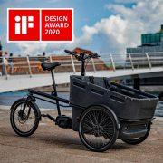 Dansk ladcykel får IF designpris