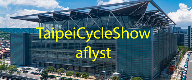 Taipei Cycle Show aflyses