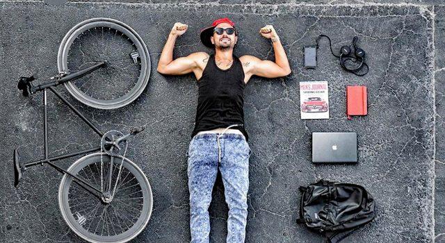 Ung Cyklist Pris 2020