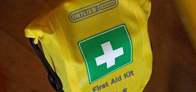 TEST: Ortlieb First Aid Kit