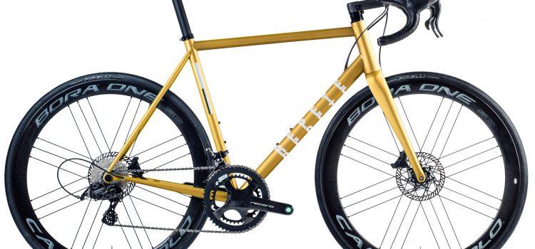 Håndbyggede cykler fra Tjekkiet
