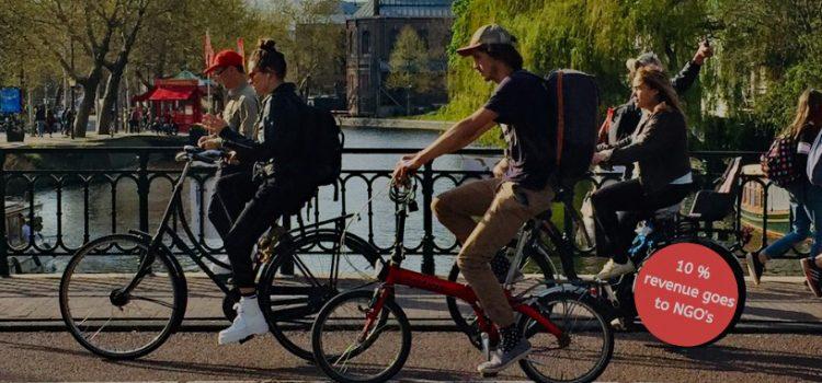 Cykelforhandlernes svar på JustEat