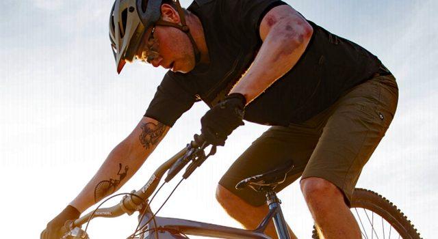 Ny Mountainbike hjelm fra Giro