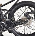 Håndbygget foldecykel