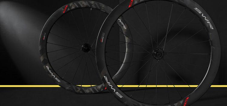 Nye aerodynamiske kulfiberhjul fra Miche