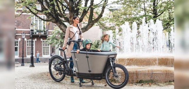 Carqon ladcyklen kommer til Danmark