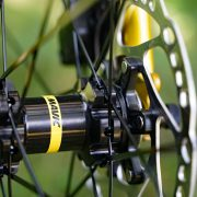 TEST: Mavic Aksium Elite UST Disc