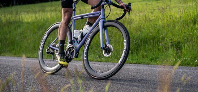 Fjerlette skivebremse hjul fra Roval
