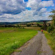 Improviseret cykeltur i bakkerne omkring Kassel