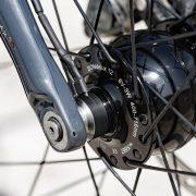 Let dynamo hjulsæt