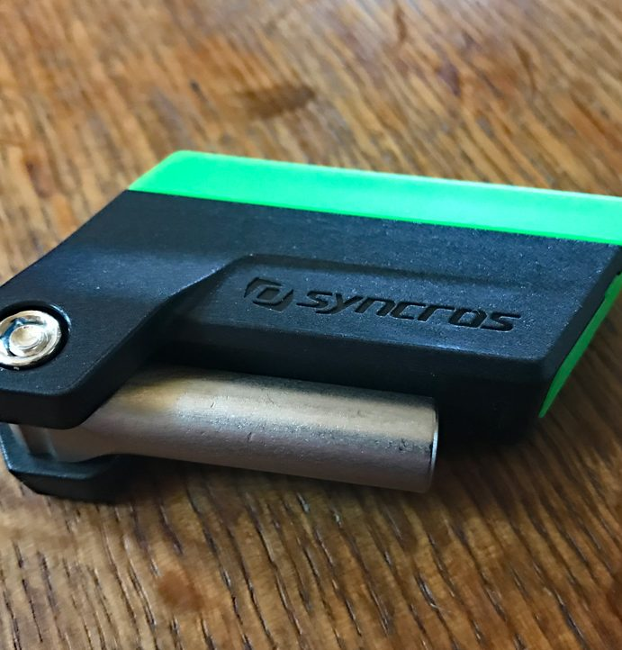 TEST: Syncros Greenslide 5