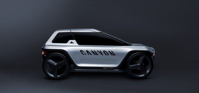 Canyon E-Car concept