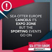 SeaOtterEurope messen aflyses