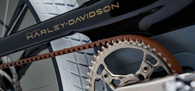 Harley Davidson løfter sløret for kommende elcykel