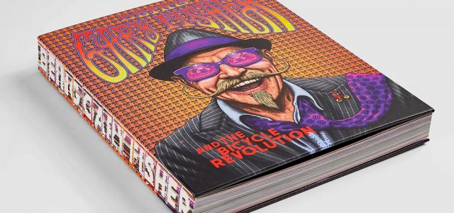Cyklingens Grand Old Man udgiver sin autobiografi