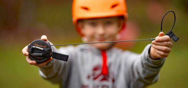 Gi dine børn et hjælpende træk på bakkerne