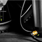 Birzman tilbagekalder to tubeless pumper