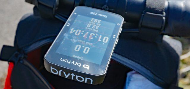 TEST: Bryton Rider 750 T
