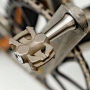 3D printet titanium pedal udfordrer de etablerede brands