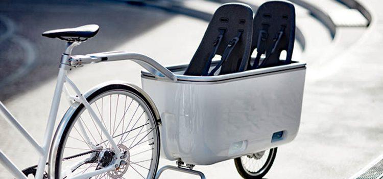 Biomega lancerer elektrisk cykeltrailer