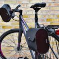 Håndlavede danske cykeltasker